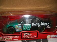 1/24 Racing Champions 1995 nascar #90 Mike wallace Heilig-Meyers Ford