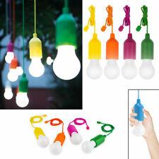 4 Lampadine portatile a led senza fili Color che Illumina con un click