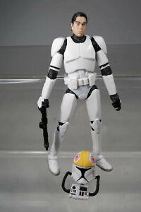 """Hasbro Star Wars  - Black Series #8 - Clone Pilot  -  3,75"""" - T46"""