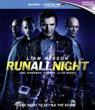 Run All Night Blu-ray 2015 Region DVD