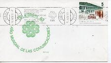 España Año Mundial de las Comunicaciones 1983 (CE-836)