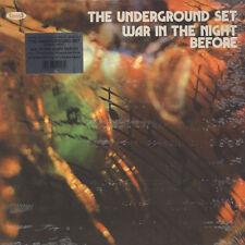 LP War In The Night Before The Underground Set Vinile LP + Digital Download card