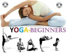 Yoga for Beginners Weight Loss / stress relief / relaxation  exercise DVD video