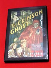 Crimson Ghost 12 Chapter Serial DVD Misfits Lone Ranger