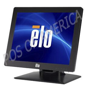 """ELO 1517L 15"""" LCD ACCUTOUCH TOUCHMONITOR USB for Aldelo pcAmerica E523163 NEW"""