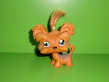 A1 FIGURINE PETSHOP LITTLEST PET SHOP CHIEN YORSHIRE DOG PERO