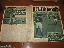 IL CALCIO ILLUSTRATO 1948/41=TORINO ATALANTA=ROMA TRIESTINA=COMO=VERONA=