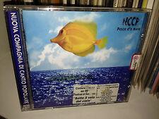 """NUOVA COMPAGNIA DI CANTO POPOLARE NCCP """" PESCE D'O MARE """" RARO CD 1999 SANREMO"""