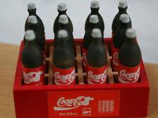 Dolls House Miniatures       Crate of Cola Soda Pop  KA62