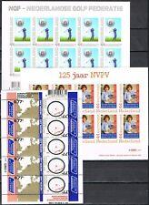 Nederland Jaargang velletjes 2009 volgens album velletjes DAVO cat waarde € 181