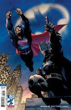 BATMAN ISSUE 45 - DC COMICS REBIRTH - JIM LEE FULL ART VIRGIN VARIANT COVER