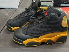 Nike Air Jordan Retro 13 Bumblebee Black/ Yellow 414575-035 Toddler Size 11C