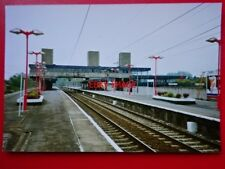 PHOTO  HARLOW TOWN RAILWAY STATION 25/9/94