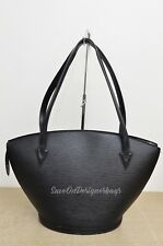 Louis Vuitton LV Saint Jacques GM Long Handle Shoulder Bag Used Authentic