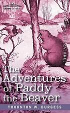 The Adventures of Paddy the Beaver-ExLibrary