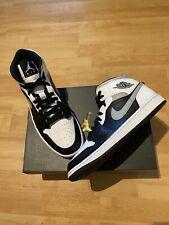 Air Jordan 1 Mid White Shadow UK12 US13