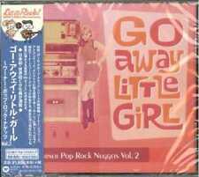 V.A.-GO AWAY LITTLE GIRL- WARNER POP ROCK NUGGETS VOL.2-JAPAN CD D20