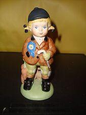 The Franklin Mint U. N. Children Ann from England 1978 Porcelain Figurine Ex