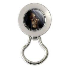 Grim Reaper Dead Death Fantasy Magnetic Metal Eyeglass ID Badge Holder