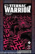Wrath Of The Eternal Warrior #9 Cover A Comic Book 2016 - Valiant