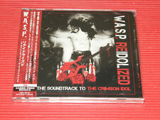 2018 JAPAN 2 CD W.A.S.P. WASP Reidolized The Soundtrack To The Crimson Idol