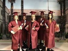 More details for buffy the vampire slayer inspired custom graduation outfit for 1/6 scale figures