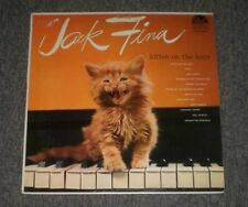 Jack Fina~Kitten On The Keys~RARE Jazz~Dot Records DLP 3268~FAST SHIPPING!!