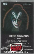 GENE SIMMONS KISS Tunnel Of Love See You In Your Dreams 11 Hits  NEW CASSETTE