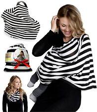 Bufanda Para Lactancia Materna Multiusos Blusa Poncho Chal Sábana Protectora