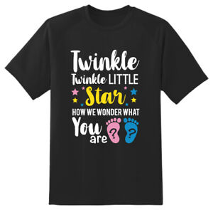Baby Gender Reveal Funny T shirt Novelty unisex Adults