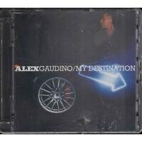 Alex Gaudino 2 CD  My Destination Sigillato 8019991724705