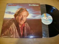 John Conlee - Blue Highway - LP Record  NM VG+