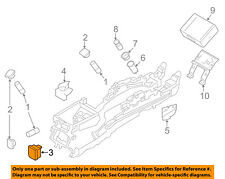 FORD OEM CONSOLE-Auxiliary Outlet DS7Z19N236A