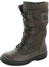 New $195 COACH Sage Nylon Cold Weather Hiking Snow Boots, 6 B