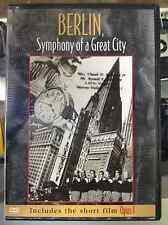 Berlin Symphony of a Great City DVD