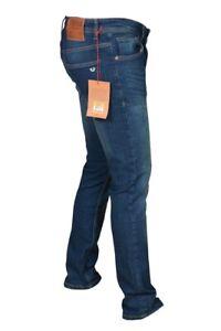 Men's True Religion Slim Stretch Blue Jeans (W30-W38)  Leg 32. RRP £169