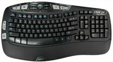 Logitech MK550 Comfort Wave Wireless Keyboard Replacement Key Button Part YR0053