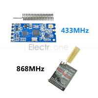 HC-12 SI4463 433Mhz/868MHZ Wireless Serial Port Module 1000m Replace Bluetooth E