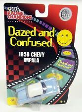 Ertl 1/64 Scale - Dazed and Confused 1958 Chevy Impala Diecast Model Car