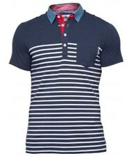 Mish Mash Navy Belmont 'BIG FIT' Polo £22.99 rrp £45 **Free Postage**
