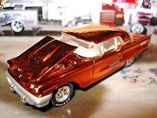 1958 FORD THUNDERBIRD LIMITED EDITION COLLECTOR CAR 1/64 JOHNNY LIGHTNING HOT!