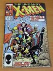 The Uncanny X-Men #219 ~ NEAR MINT NM ~ 1987 Marvel Comics