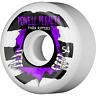 Powell Peralta - Park Ripper II 54mm White/Purple -Skateboard Wheels- (Set of 4)