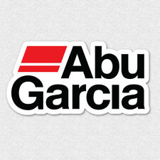 Abu Garcia Sticker 20cm Wide Boat Fishing Tackle Graphics Decals #a002