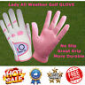 Golf Gloves Women Left Hand Large Small Right Handed S M L Weathersof Grip US