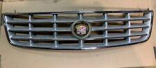 ✅⭐️ 98-02 1998-2002 Cadillac Seville Chrome Upper Grille OEM