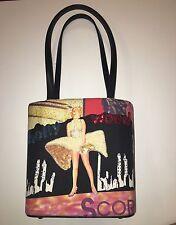 Marilyn Monroe Hollywood Purse w/ rhinestones and sequins