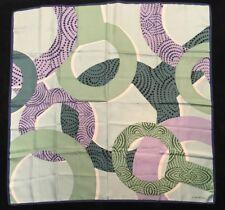 Authentique Foulard LANCEL  / LANCEL  Silk Scarf