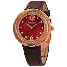 Charmex Barfleur Brown MOP Dial Ladies Watch 6363