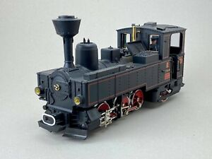 LGB 2071D 2-6-2T Tank Steam Locomotive with Smoke (G Scale)